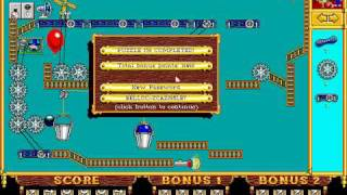 The Even More Incredible Machine Playthrough Part 25 - The Expert Puzzles & A Bonus