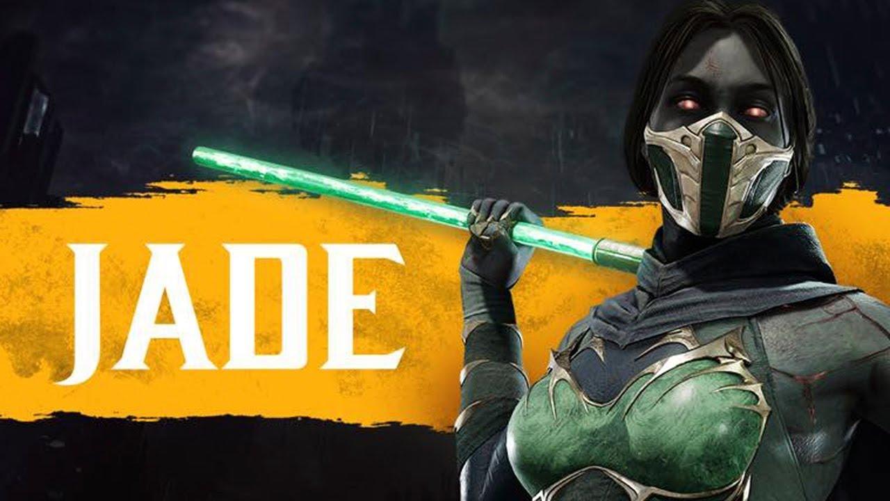 Mortal Kombat 11 | Español Latino | Jade Trailer |