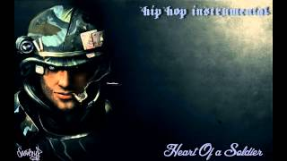 Hip Hop Instrumental - (Heart Of A Soldier)