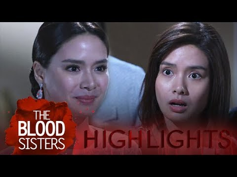 The Blood Sisters: Carrie gives her birthday party to Erika  EP 10
