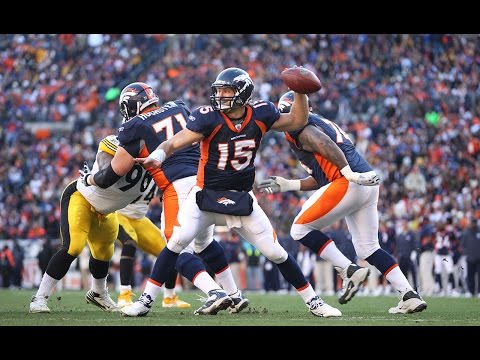 Tim Tebow's playoff win: Steelers vs. Broncos 2011 Wild Card Game highlights