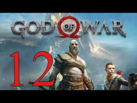 God of War (2018) playthrough pt12 - Temple Puzzles and Fun