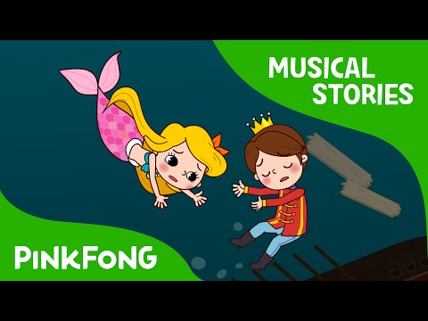The Little Mermaid   Fairy Tales   Musical   PINKFONG Story Time for Children