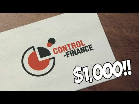 """CONTROL-FINANCE EXIT??? I """"INVESTED"""" $1,000 FOR FUN!"""