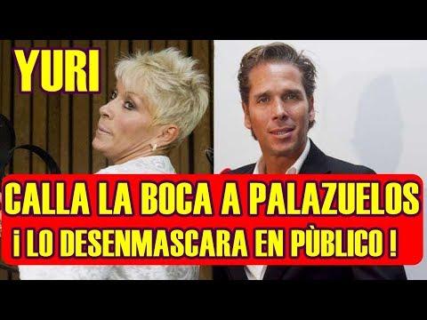 YURI calla la boca a ROBERTO PALAZUELOS y LO DESENMASCARA en PÚBLICO