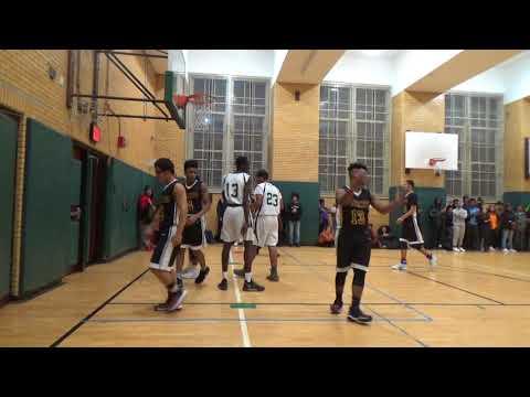 Norman Thomas vs. Washington Irving- 1st Quarter