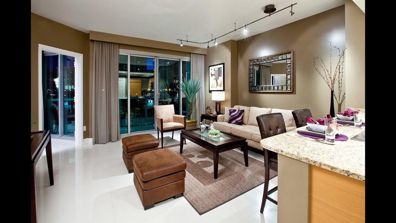 Apartment Tour Of Zen A Las Vegas Luxury Condo Youtube
