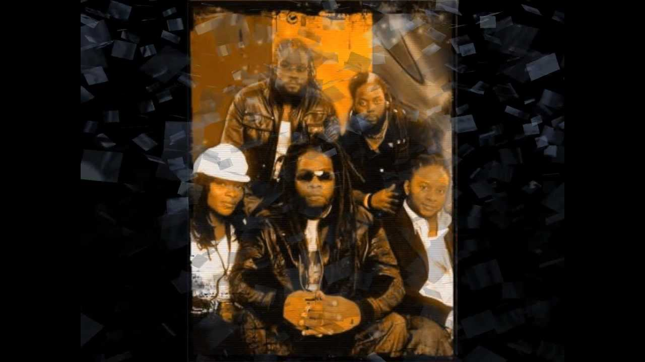 Morgan Heritage A Man Is Still A man