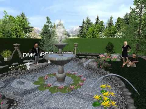 Realtime Landscape Architect Design DMR Greenpark