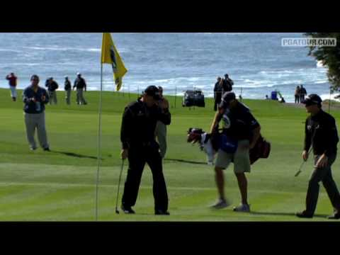 Shots of the Week: AT&T Pebble Beach Pro-Am 2010