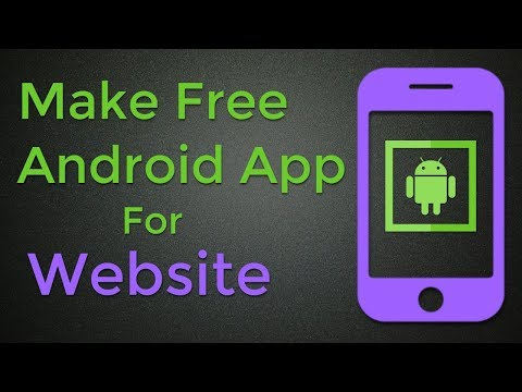how-to-make-free-android-app-for-website