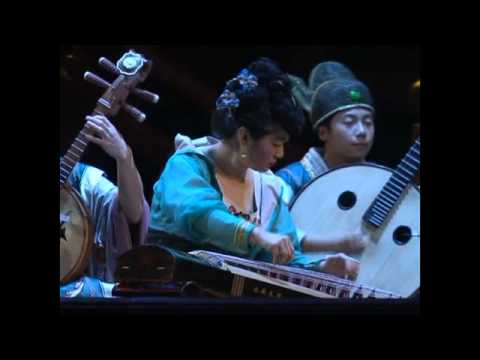 """""""Living Fossil"""" of Chinese classical music -- Xi'an Drum Music"""