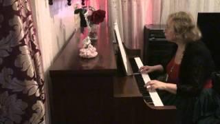 """N .J. HULLMANDEL """"UN POCO ADAGIO"""",  piano"""