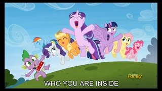 Friends Are Always There For You [With Lyrics] - My Little Pony Friendship is Magic Song