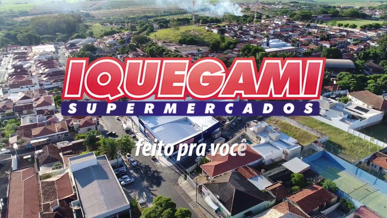 88101b00c Iquegami Supermercados inaugura em Santa Adélia - YouTube