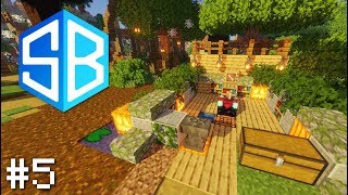 Minecraft - DIAL-A-ENCHANT DESIGN ! Ep.5 - SOURCEBLOCK SMP ( Lets Play )