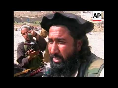 Militant leader welcomes offer of talks