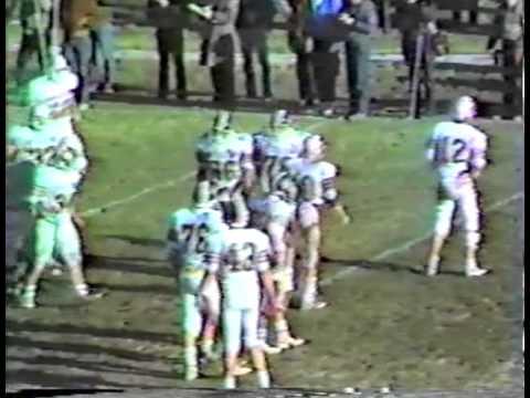 1985 Buffalo Grove vs. East St. Louis - Illinois football playoffs