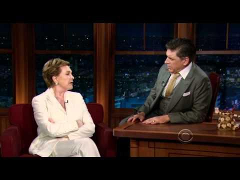 Julie Andrews on Craig Ferguson