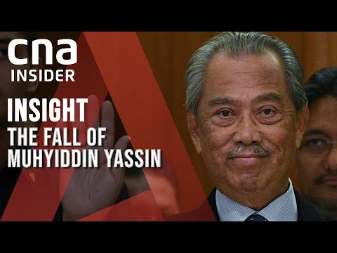 What Led To Muhyiddin's Downfall In Malaysia?   Insight   Politics