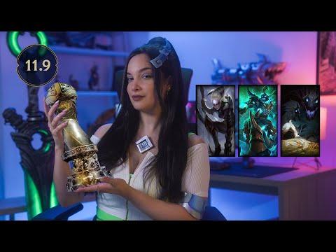 Actualizando LoL 11.9: ¡Con esta versión se jugará el MSI! | League of Legends