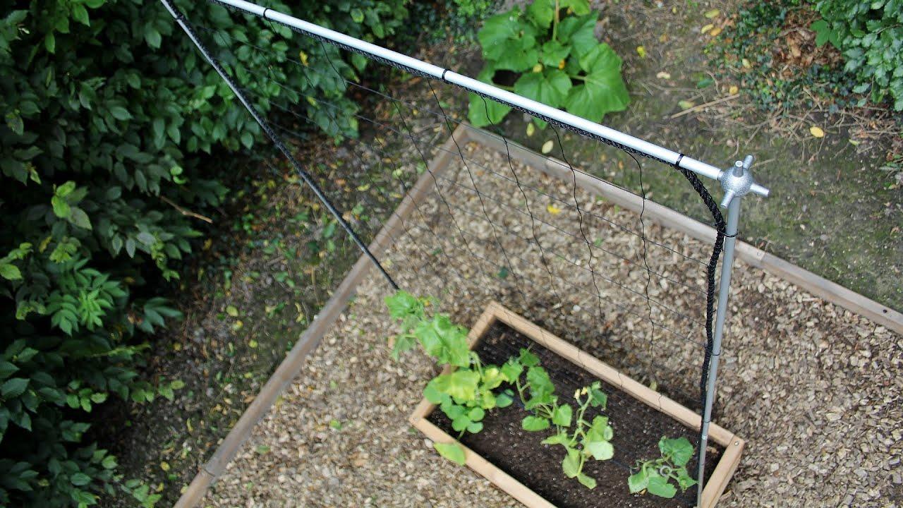 Klimrek Voor Planten.Klimrek Smart Wall Planten Youtube