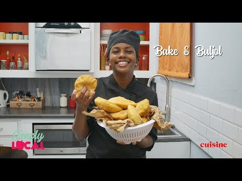 Fry Bake & Saltfish | Simply Local
