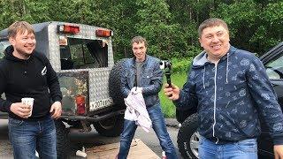 Спасение УАЗА Евгений Цапков MotoStream и БАНДА A-Pruved