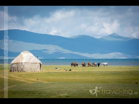 Kirgistan - Kyrgyzstan 2016 | Rundreise | Backpacking | Tour | Roundtrip GoPro HD4 | Reisevideo