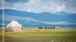 Kirgistan - Kyrgyzstan 2016 | Rundreise | Backpacking | Tour | Roundtrip GoPro HD4 | Reisevideo