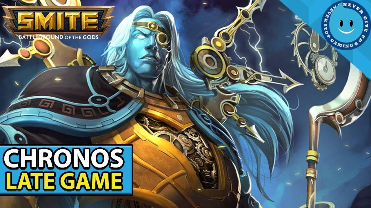 Smite Season 5 Chronos Late Game Is Crazy Chronos Build And Gameplay Bancroft S Start Youtube