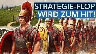 So toll wurde selten ein Spiel gerettet! - Imperator Rome 2.0 lernt von Crusader Kings 3