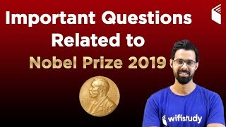 Nobel Prize 2019: Complete List of Winners | Important Questions by Bhunesh Sir