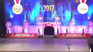 LSU Tiger Girls Hip Hop 2017-Finals UDA