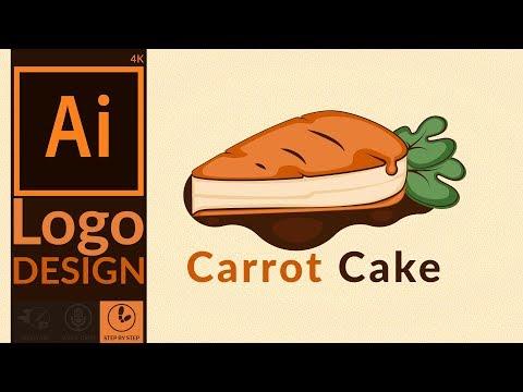 Literal Logo Design Idea |  Design in Adobe illustrator CC | Speed Art thumbnail