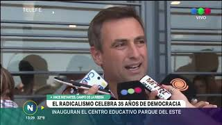 INAUGURAN EL PARQUE EDUCATIVO DEL ESTE