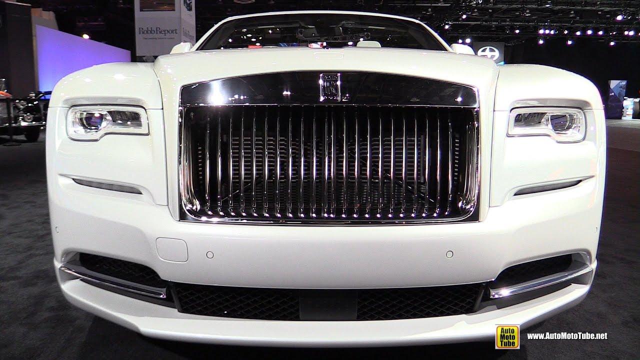 2016 Rolls Royce Dawn Exterior And Interior Walkaround 2016