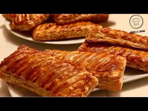 friands-feuilletÉs-viande-hachÉe,fromage-et-Épices-spÉciales