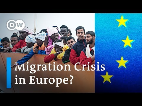Does Europe Really Have A Migration Crisis? | State Of Europe (1/3)