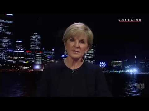 Julie Bishop denies she attacked Dr Anne Aly