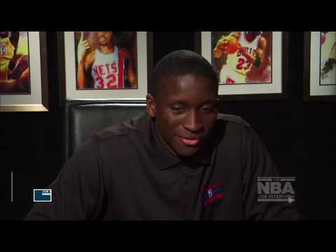 The Full NBA Job Interview Victor Oladipo | Jalen Rose and Bill Simmons