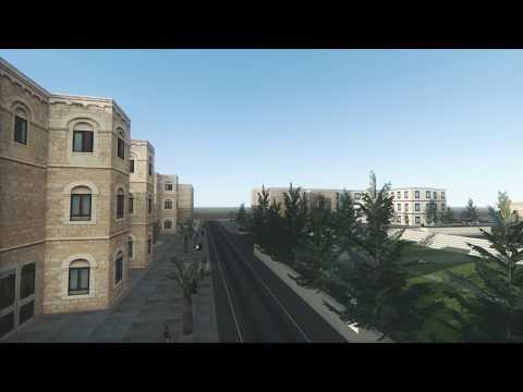 Virtual Tour for Hashemite University [ Offline Version ] | جولة افتراضه في الجامعة الهاشمية