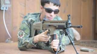 Airsoft Gun Review - VFC SCAR-L