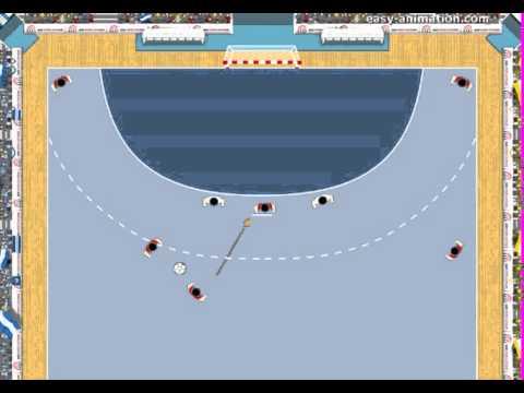 Handball Kreuzen