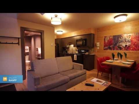 Banff Rocky Mountain Resort | Loft Wolf Condo
