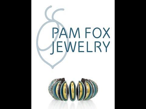 Pam Fox Jewelry with Ripple Vessel
