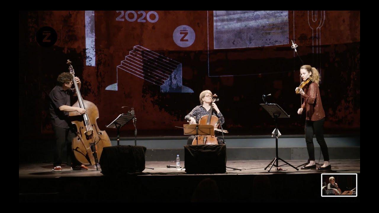 44. Leipziger Jazztage | Susanne Paul's Move String Quartet mit Carlos Bica und Héloïse Lefèbvre