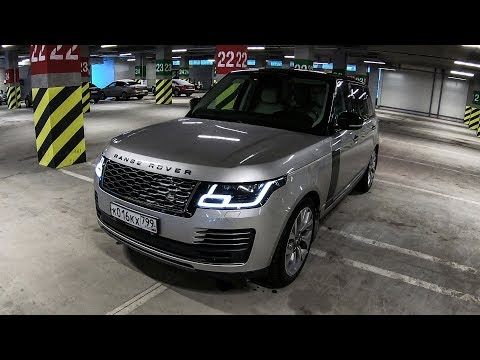 Камаз холодный пуск и новый электро Range Rover.