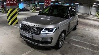 Фото с обложки Камаз Холодный Пуск И Новый Электро Range Rover.