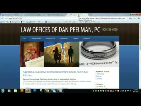 Divorce Lawyers Rancho Cucamonga CA